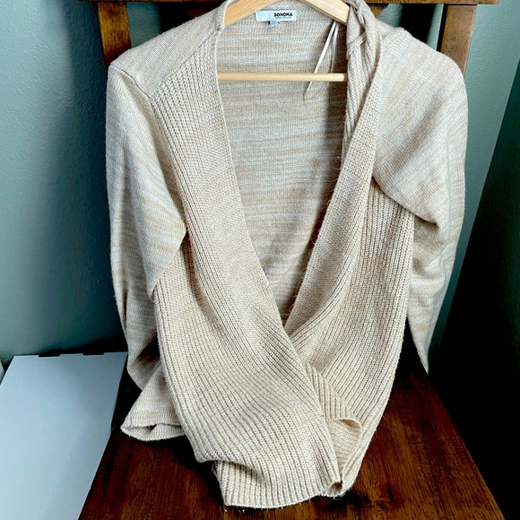 Sonoma Women's Cardigan; Size PM